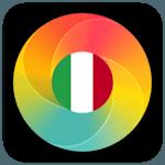 Italian TV Channels for pc logo