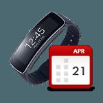 Gear Fit Calendar icon