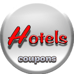 Coupons for Hotels icon