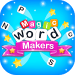 Magic Word Maker : Anagram Puzzle icon
