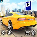 Pro Car Parking Challenge : Car Driving Simulator for pc logo