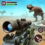 Deadly Dinosaur Hunting Safari: FPS Shooter icon