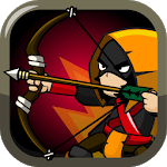 Frontline Tower Defense Bowman icon