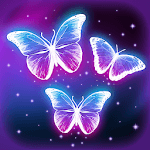 Live Wallpaper Magic Touch Butterfly icon