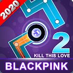 BLACKPINK Dancing Balls:KPOP Music Dance Line Game icon