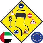 Road Signs & Driving Rules icon