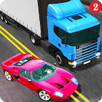 Crazy  Extreme Traffic racing 2019 for pc logo