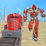 Train Robot Transformation Simulator icon