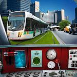 Tram Drive Simulator icon