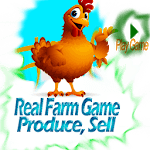 Texas Waggoner Real Farm Game Simulation icon
