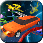 Impossible Tracks Unstoppable Limo Car Stunts icon