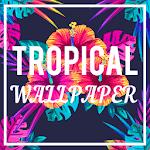 Tropical Wallpaper for pc logo