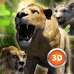 Animal Simulator 3D - Safari Predators Special icon