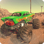 Monster Truck Games icon