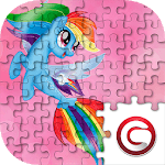 Little Pony Puzzle for kids icon