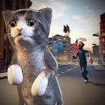 My Virtual Pet Games: Animal Escape Cat Simulator icon