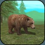 Wild Bear Simulator 3D for pc logo