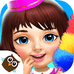 Sweet Baby Girl Hotel Cleanup - Crazy Cleaning Fun icon