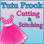 Tutu Frock Cutting Stitching and Making for Baby icon