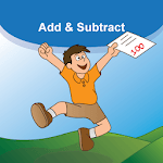 Add and Subtract icon
