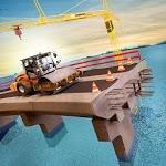 City Bridge Builder Construction Simulator Games icon
