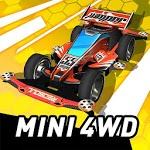 Mini Legend - Mini 4WD Simulation Racing Game! for pc logo