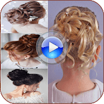 Girls Hair Styles Videos 2018 icon