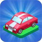 Merge Car icon
