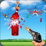 Real Bottle Target Shooting Game 2019 icon