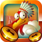 Coin Thanksgiving icon