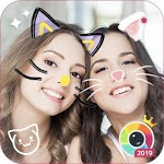 Sweet Snap - live filter, Selfie photo edit icon