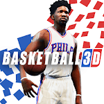 Basketball 3D icon