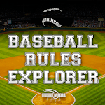 Baseball Rules Explorer 2018 icon