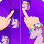 Unicorn Piano Tiles 2 icon
