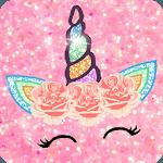 cute unicorn Wallpapers - kawaii backgrounds icon