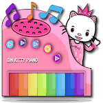 Hello Kitty Piano Animals&Numbers Learn for pc logo