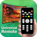 Universal Remote Control - All TV Remote Control for pc logo