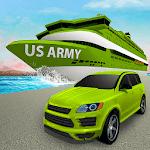 US Army Ship Car Transport Simulator icon