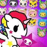 tokidoki frenzies : Match 3 Puzzle for pc logo