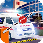 City Ambulance Rescue Duty - Emergency Fast Drive icon