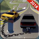 Chained Cars Vs. Bollard icon
