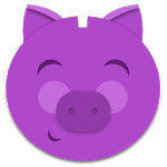 Mutual Fund & SIP Investment app, Save Tax - Piggy icon