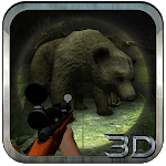 Animal Sniper Hunt 3D icon