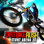 Dirt Bike Rush: Stunt Arena 3D icon