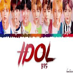 BTS - IDOL (Video Clip) for pc logo