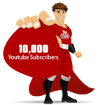 Subscribers for youtube icon
