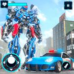 Bike Car Robot Transform icon