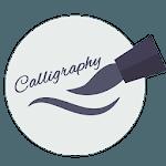 Calligraphy - Make Art & Design icon