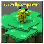 Pixel 🎭 Pikachu 🎭 - Wallpaper Hd for pc logo