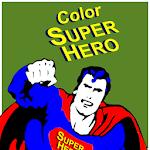 Color Superheros icon